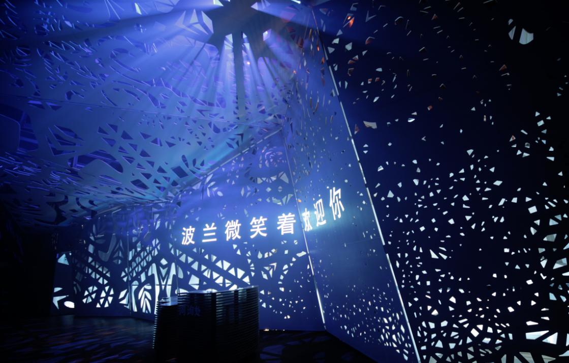 Wystawa w Pawilonie EXPO 2010 Shanghai, Chiny